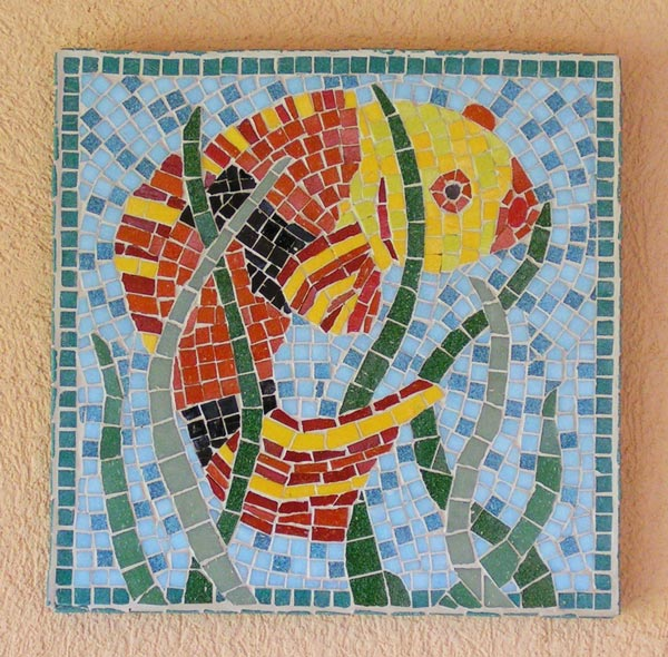 Revelation Mosaic Art
