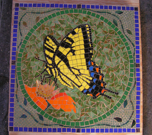 Revelation mosaic art for Drawing mosaic pictures